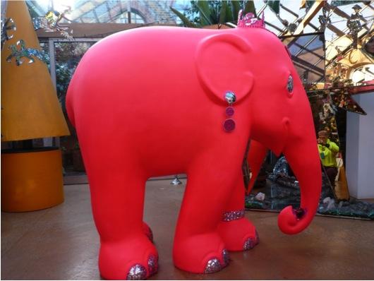 Pink Elephant -