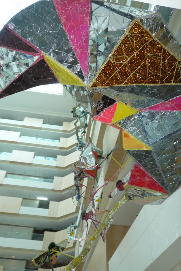 2012 Globees installation at Regency Hyatt, Chennai, India