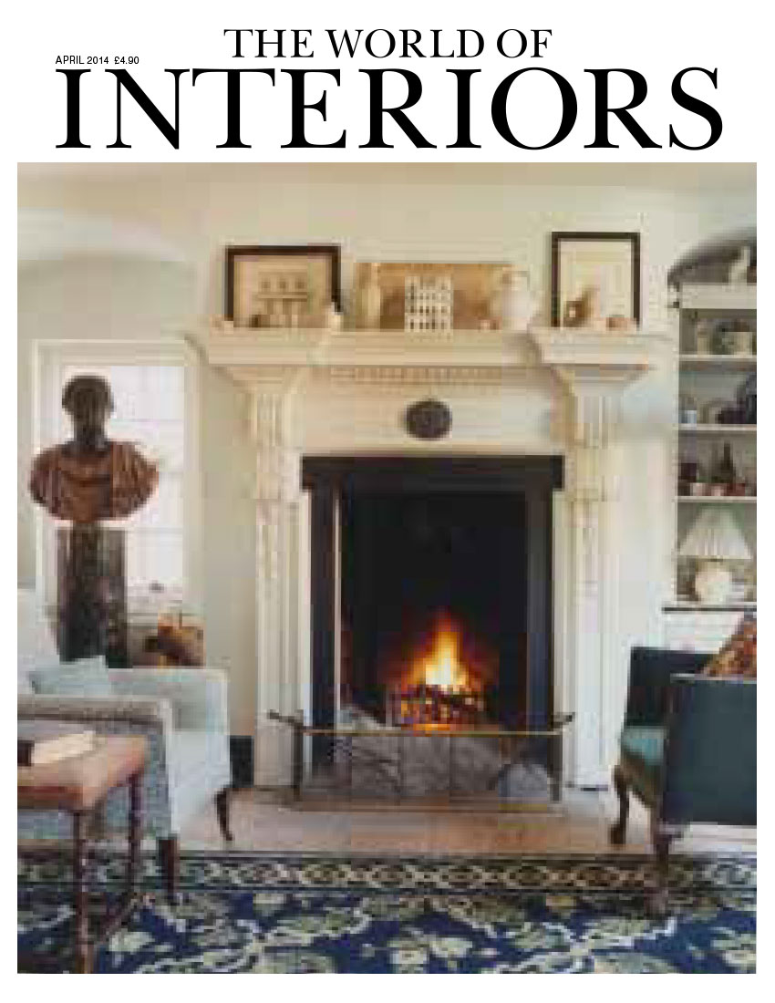 The World Of Interiors Magazine – Sculptor, Jeweller, Performance ...