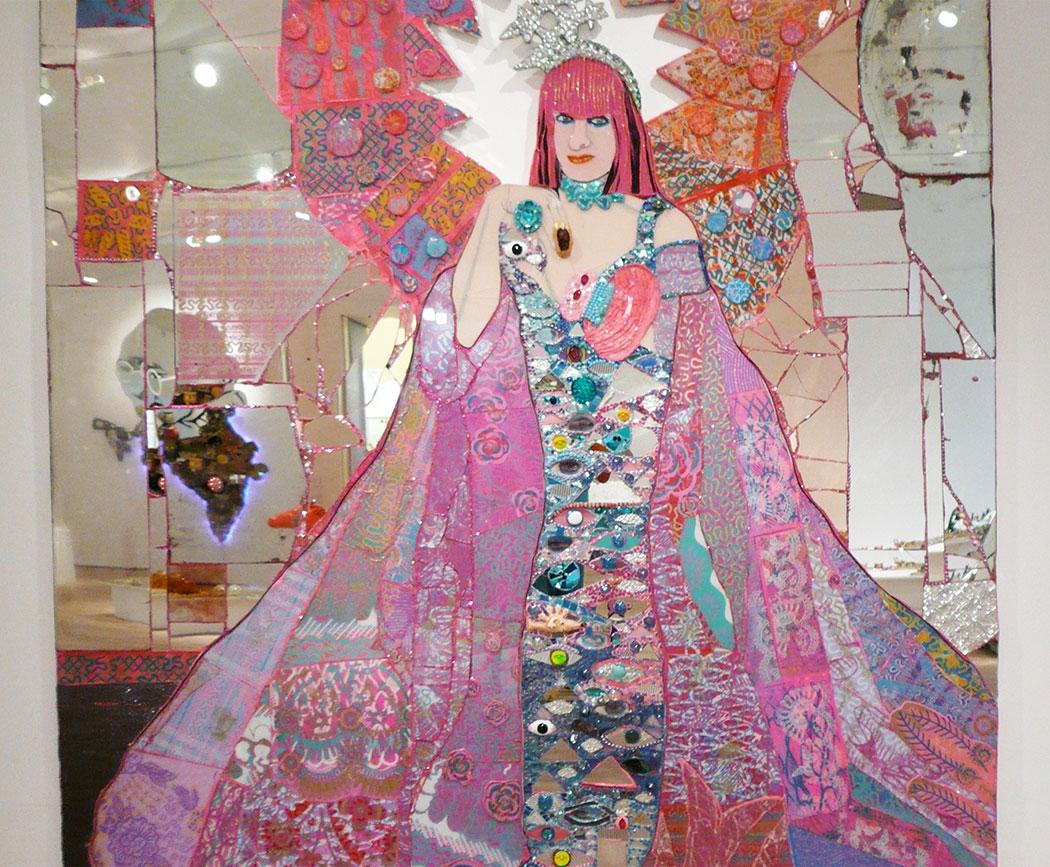 Zandra Meets Klimt -