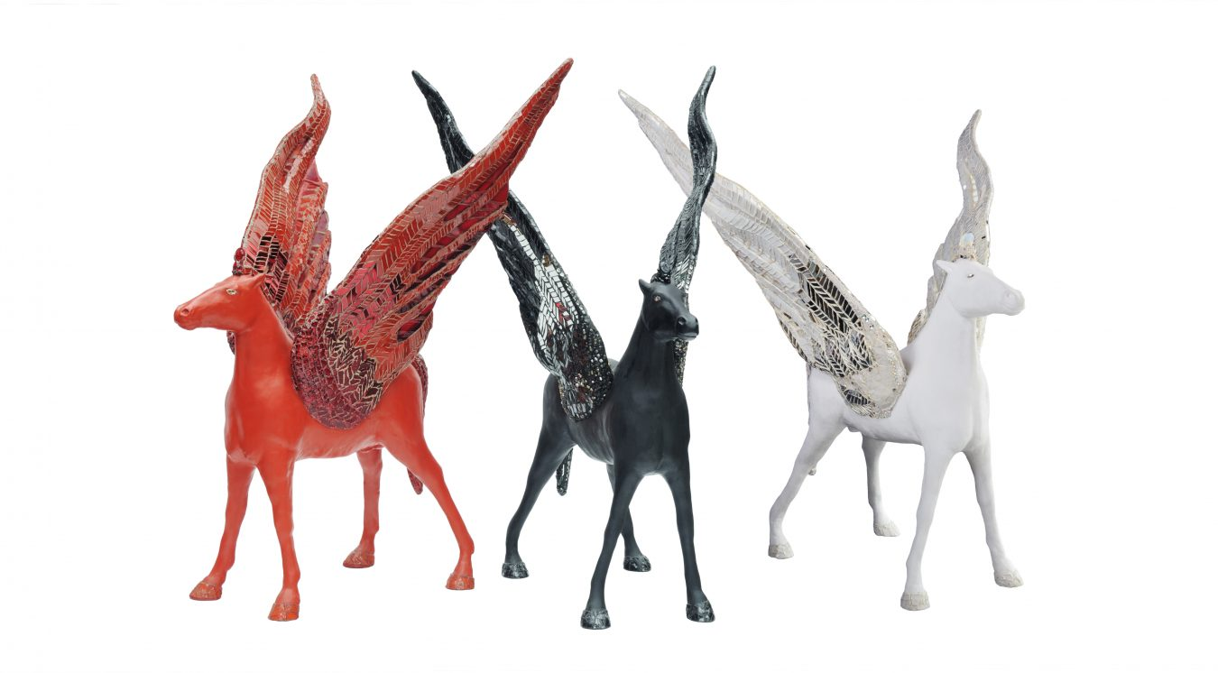 Pegasus – Birth, Life, and Death -