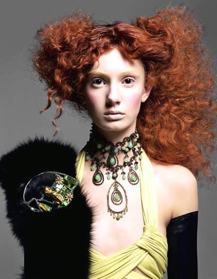 Vogue Italia March 2004 -