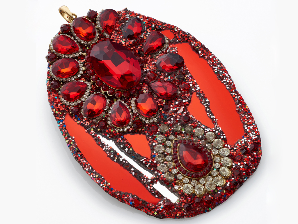Red Necklace -